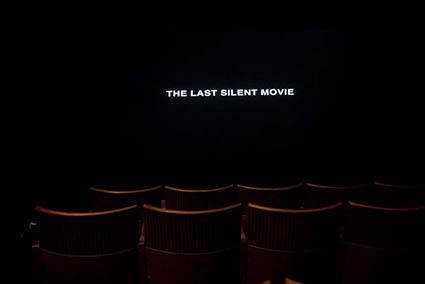 The Last Silent Movie - Susan Hiller 2007/8 (© Susan Hiller)